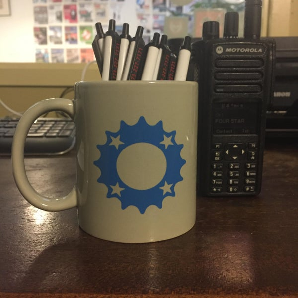 Image of 4 Star Coffee Mug