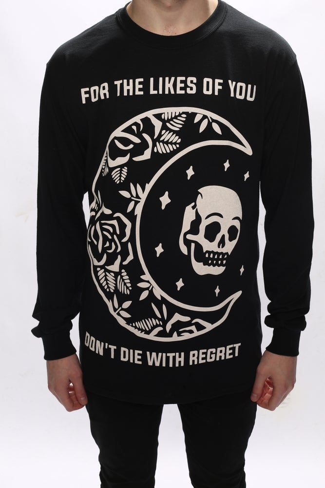 """Image of """"Crescent Moon"""" Long Sleeve"""