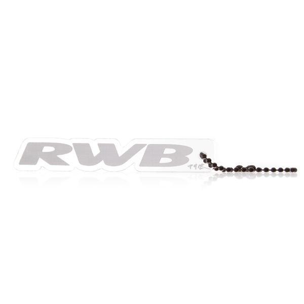Image of RWB Acrylic Keychain