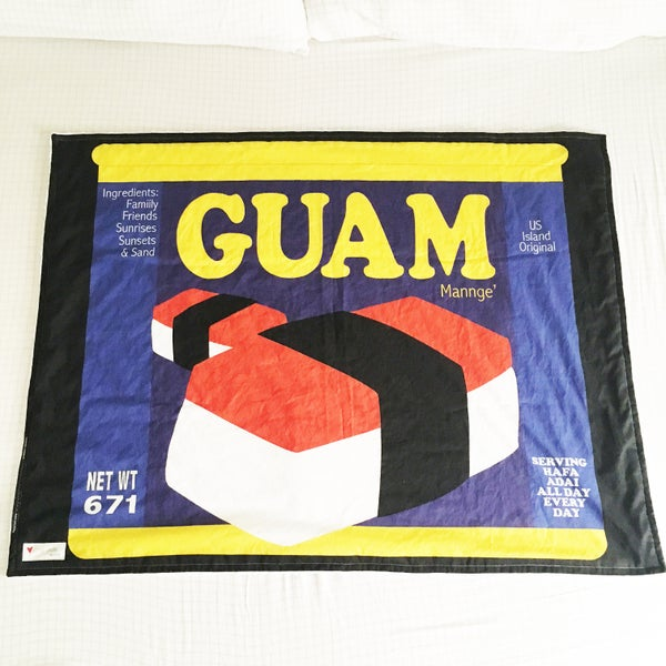 Image of Spam Musubi Blanket