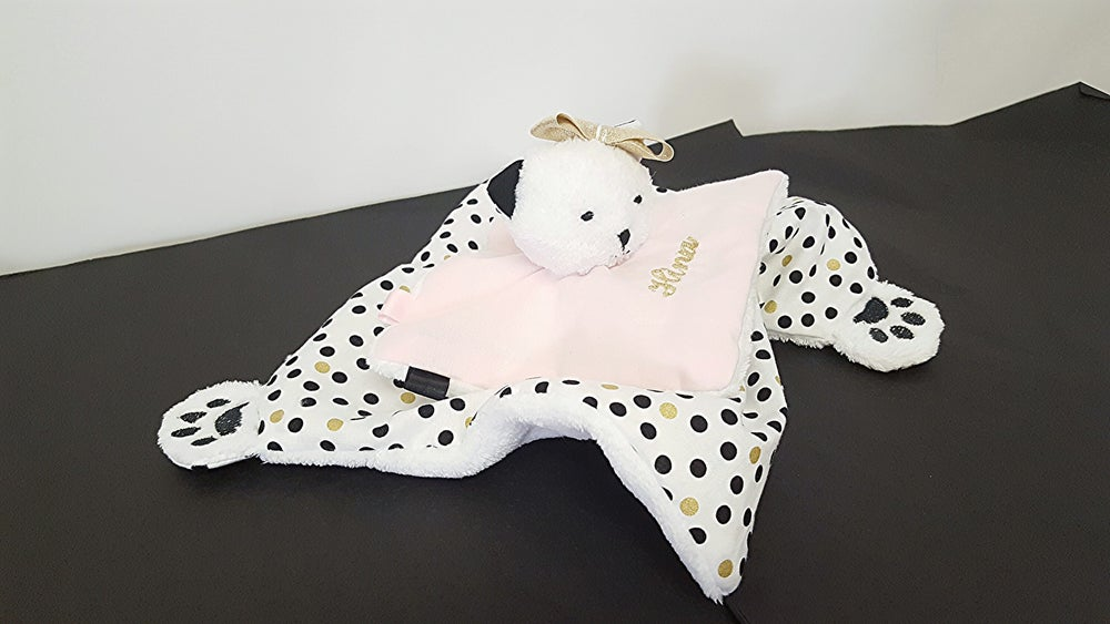 Image of Doudou chat à personnaliser