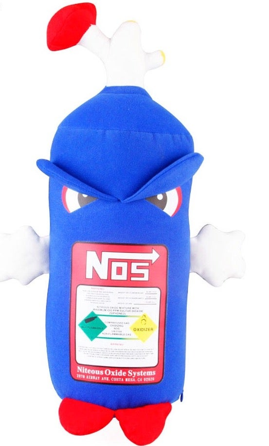 Image of NOS bottle pillow