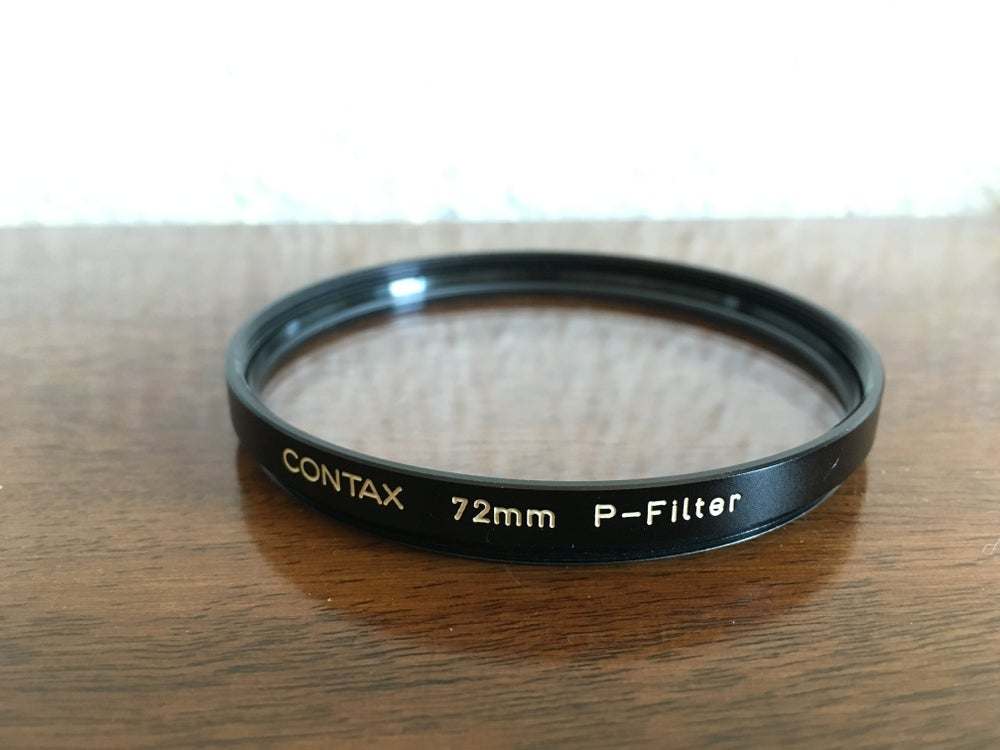 Image of Contax 72mm P-Filter