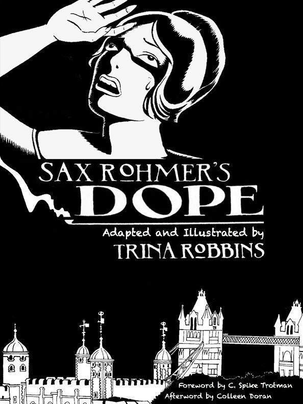 Image of Sax Rohmer's DOPE