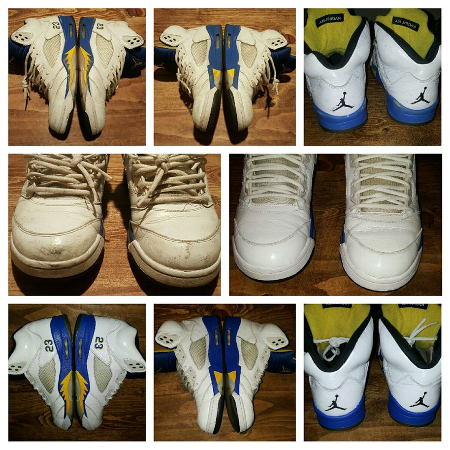 Image of General Sneaker Cleaning