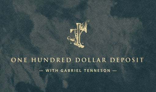 Image of Deposit with Gabriel Tenneson