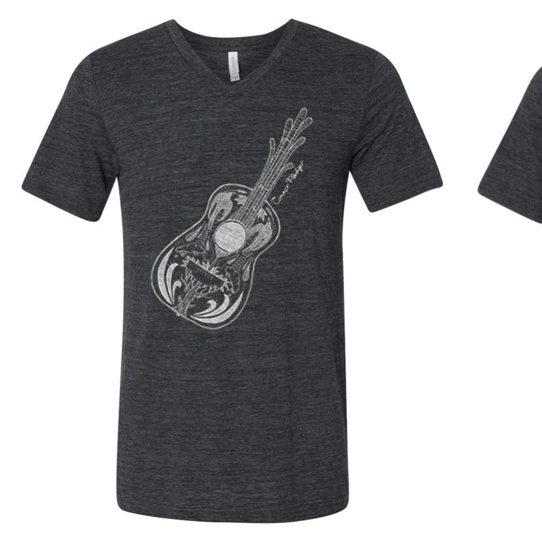 T-Shirt CP Guitar