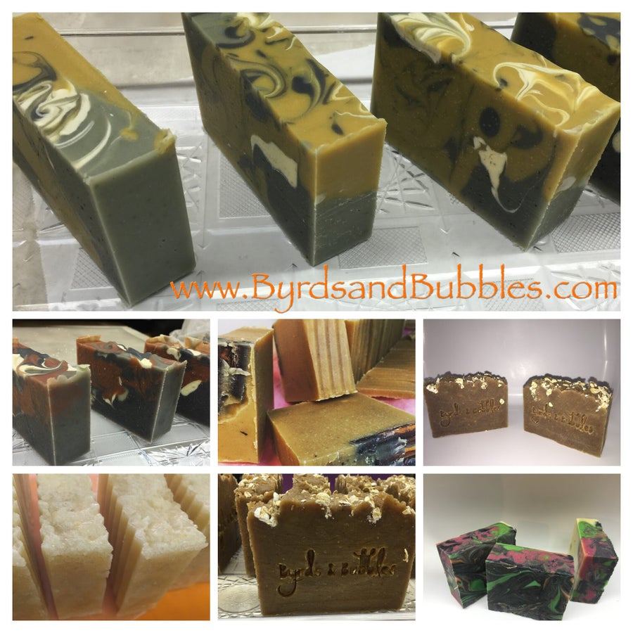 Image of 5 Bar Mixed Soap Box FREE SHIPPING