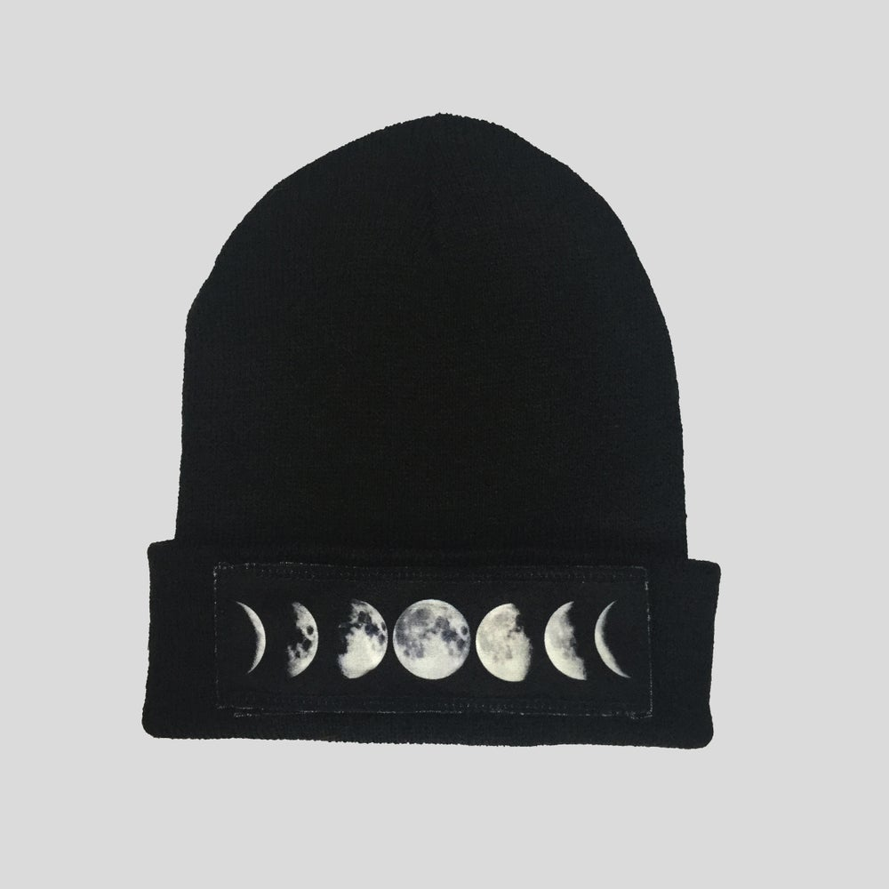 Image of Lunar Moon Beanie