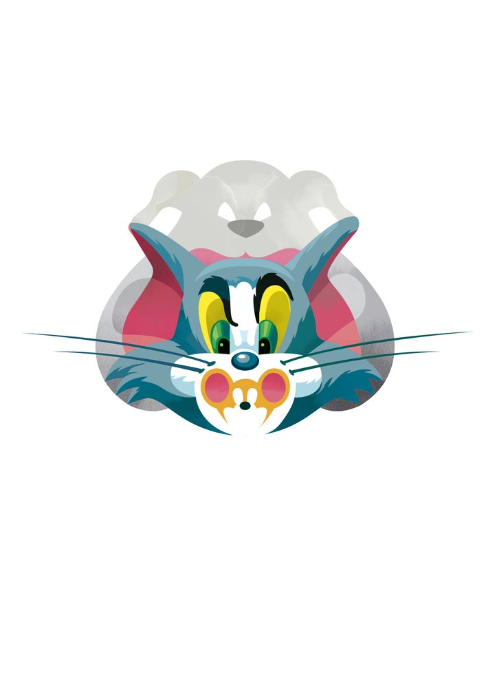 Image of Spike/Tom/Jerry