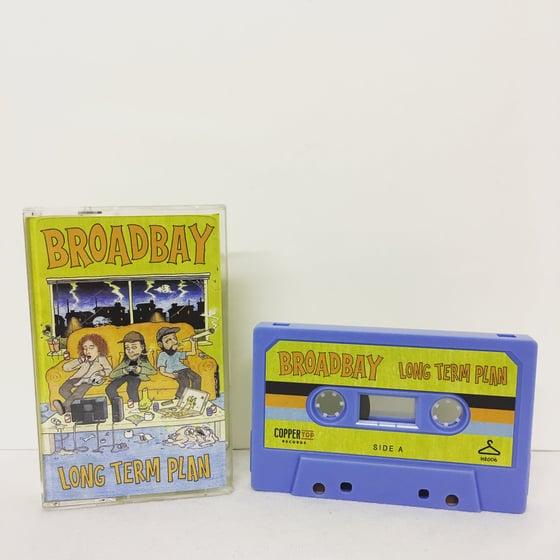 Image of Long Term Plan E.P. Cassette