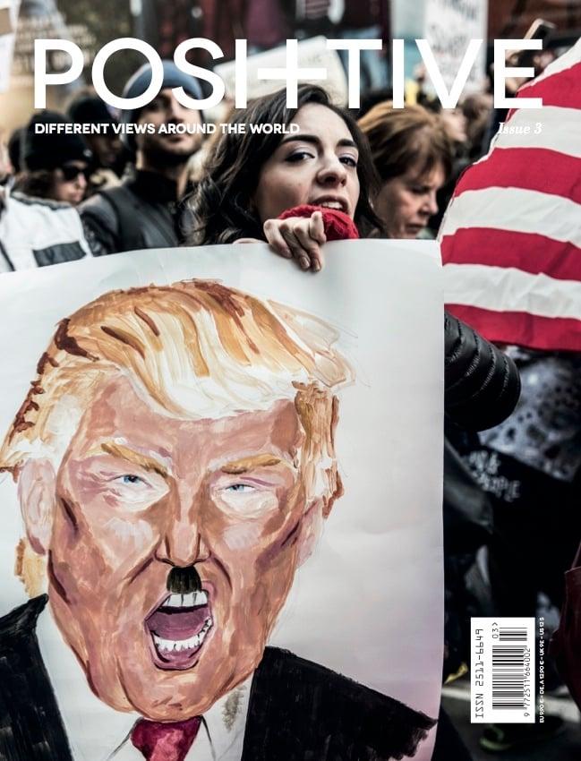 Image of POSITIVE MAGAZINE ISSUE 3
