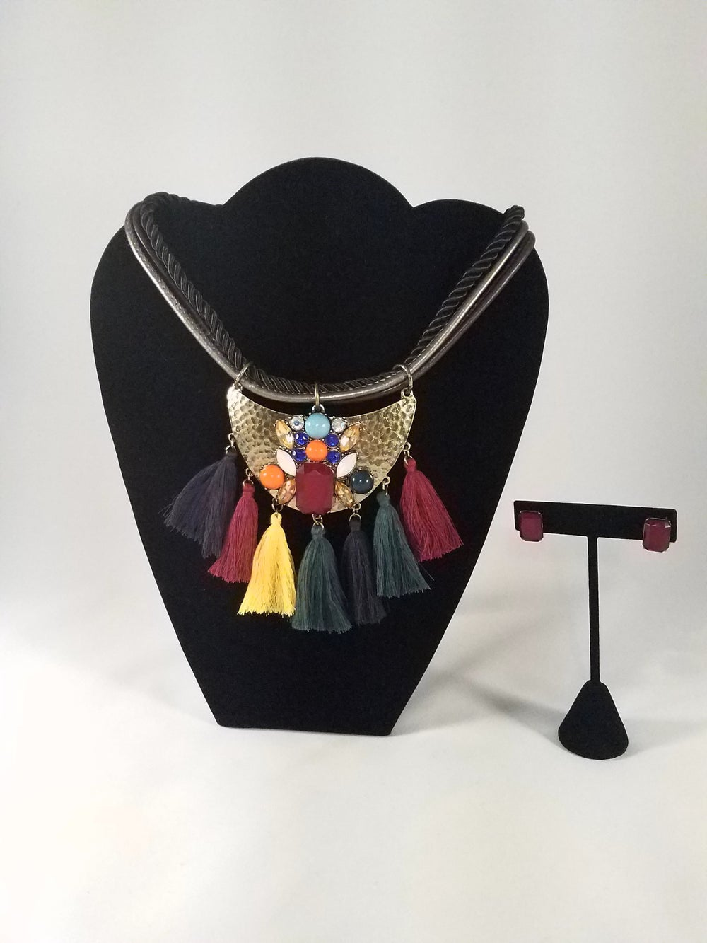 Image of Empress Tassel Necklace