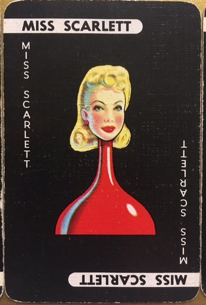 Image of Cluedo c.1956