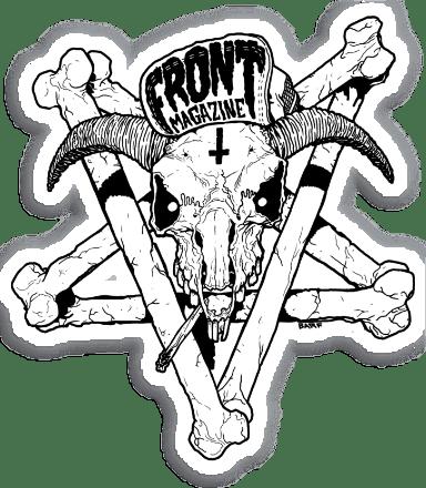 Image of FRONT Magazine Sticker Paks