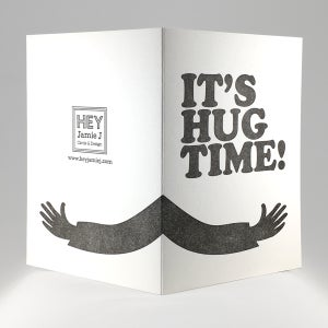 Image of IT'S HUG TIME!