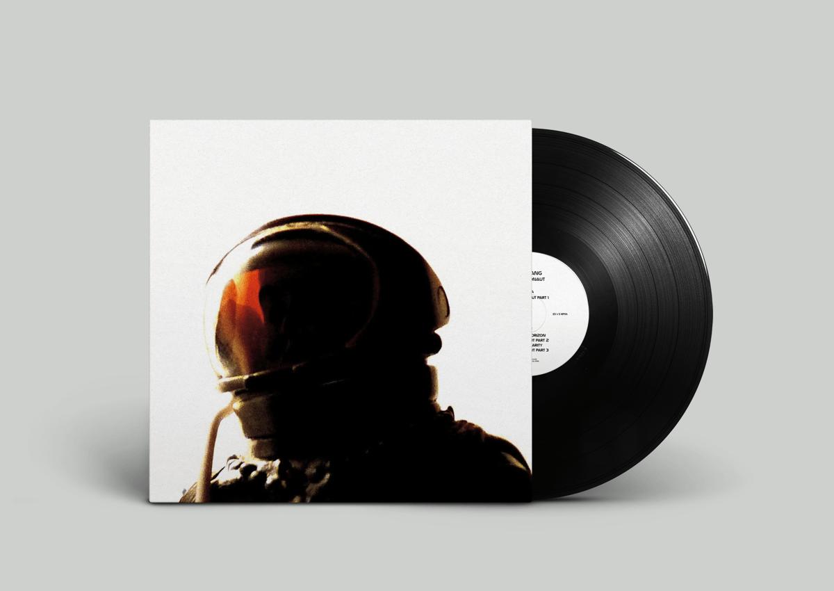 Wax Fang The Astronaut Vinyl Lp