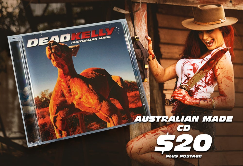 Image of AUSTRALIAN MADE CD