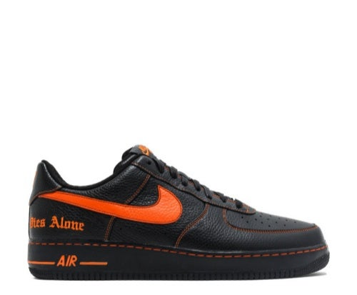 "Image of NIKE LAB X VLONE AIR FORCE 1 ""VLONE"" AA5360-001"