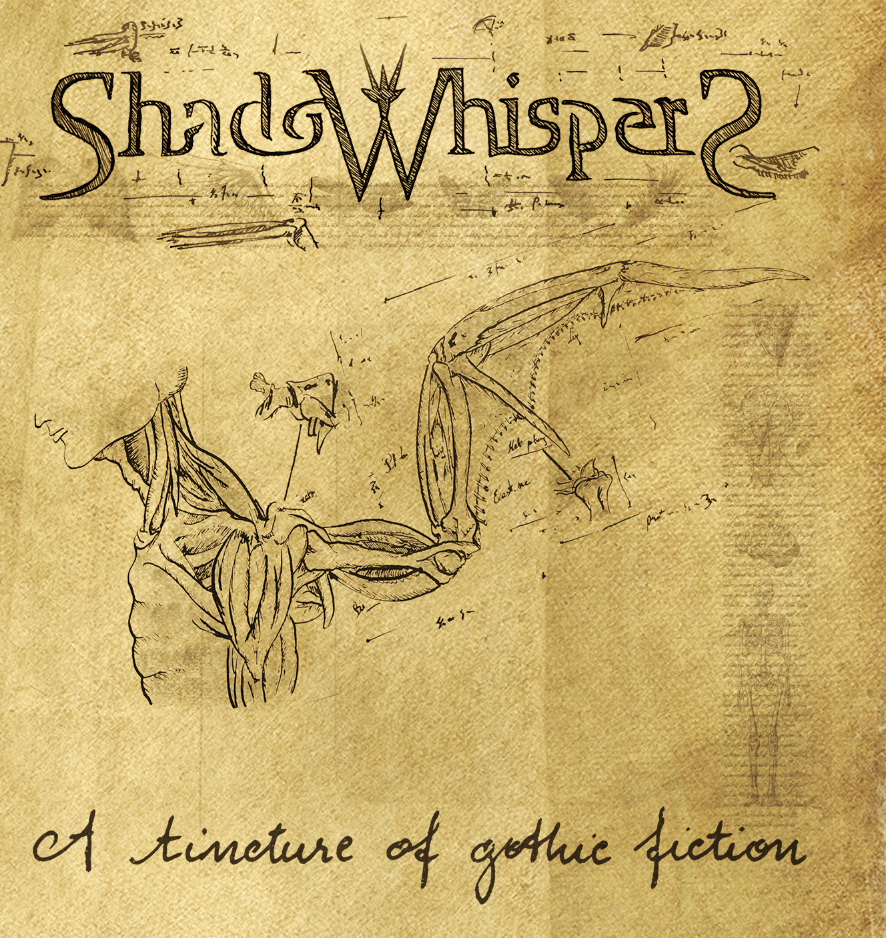 Image of EP: ShadoWhisperS - A tincture of gothic fiction
