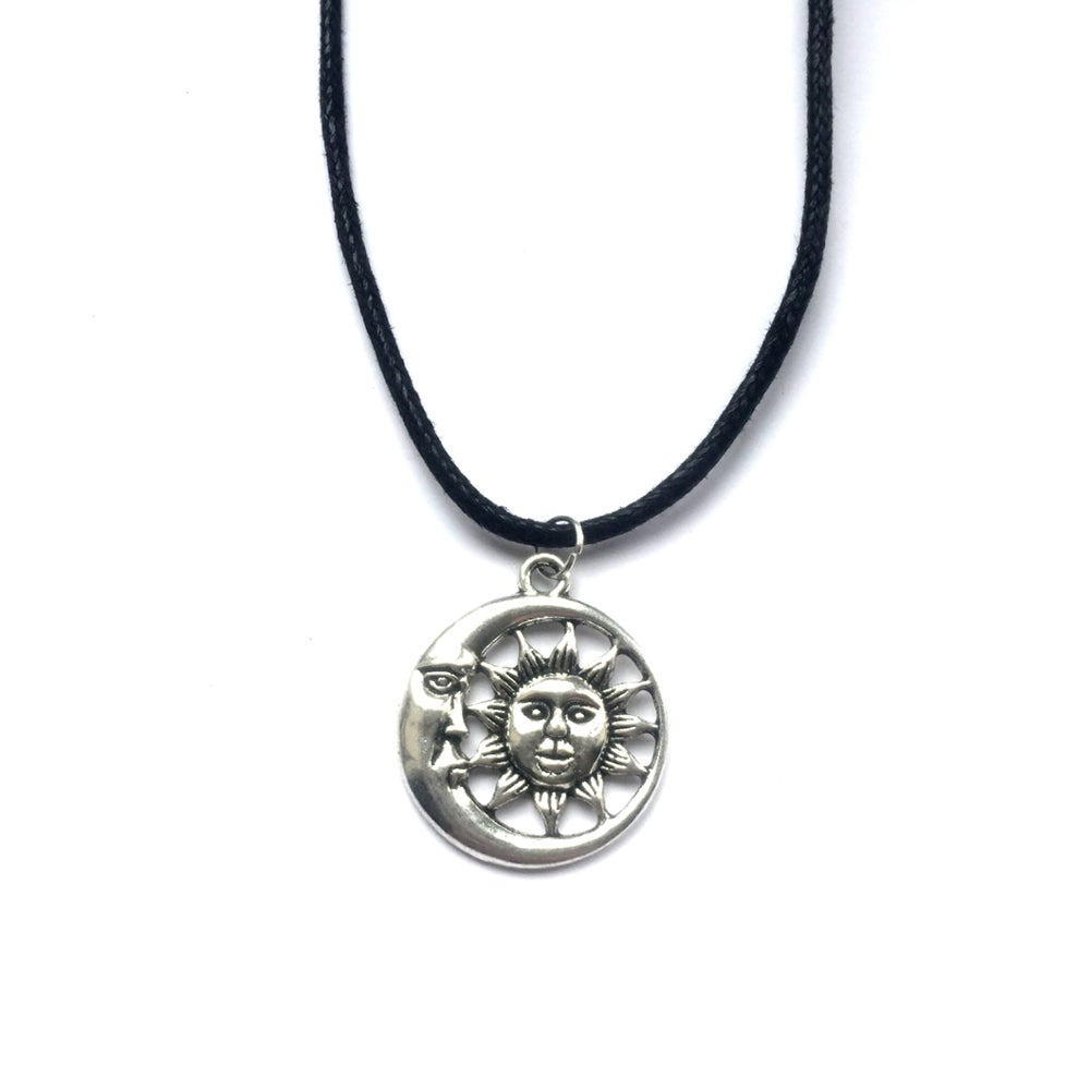 Image of Sun and Moon choker