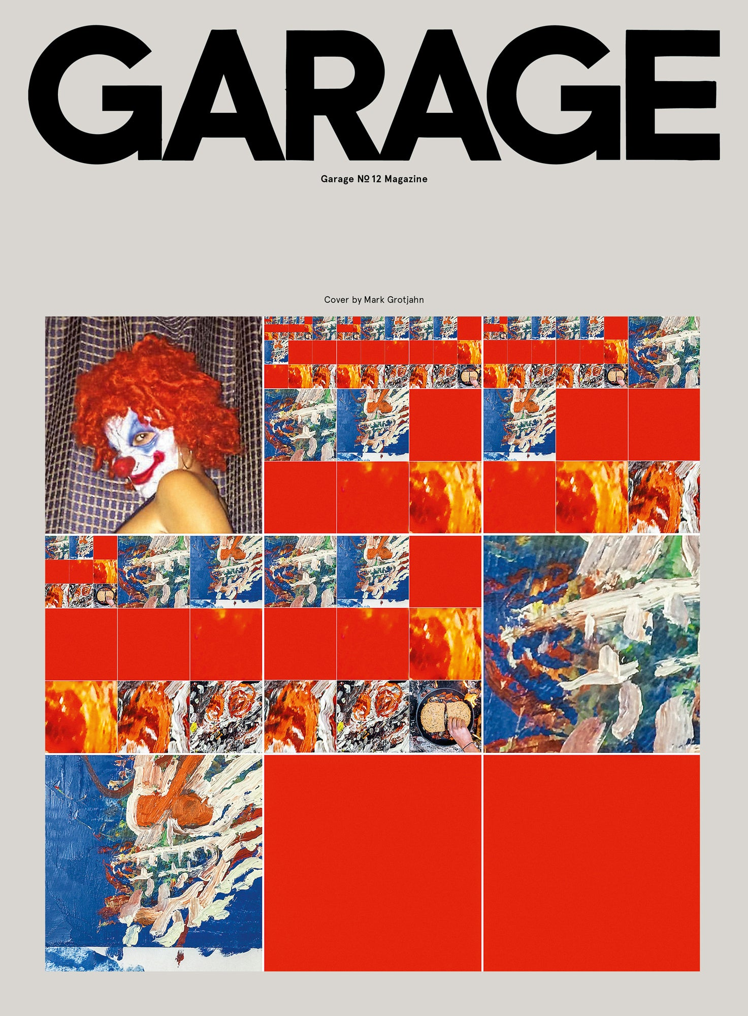 Image of GARAGE Magazine No. 12 - Mark Grotjahn special edition