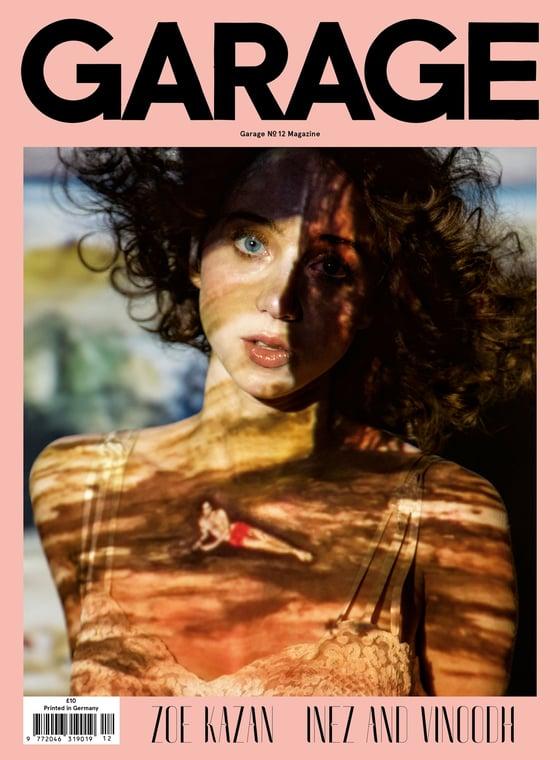Image of Garage Magazine No. 12 – Zoe Kazan by Inez and Vinoodh