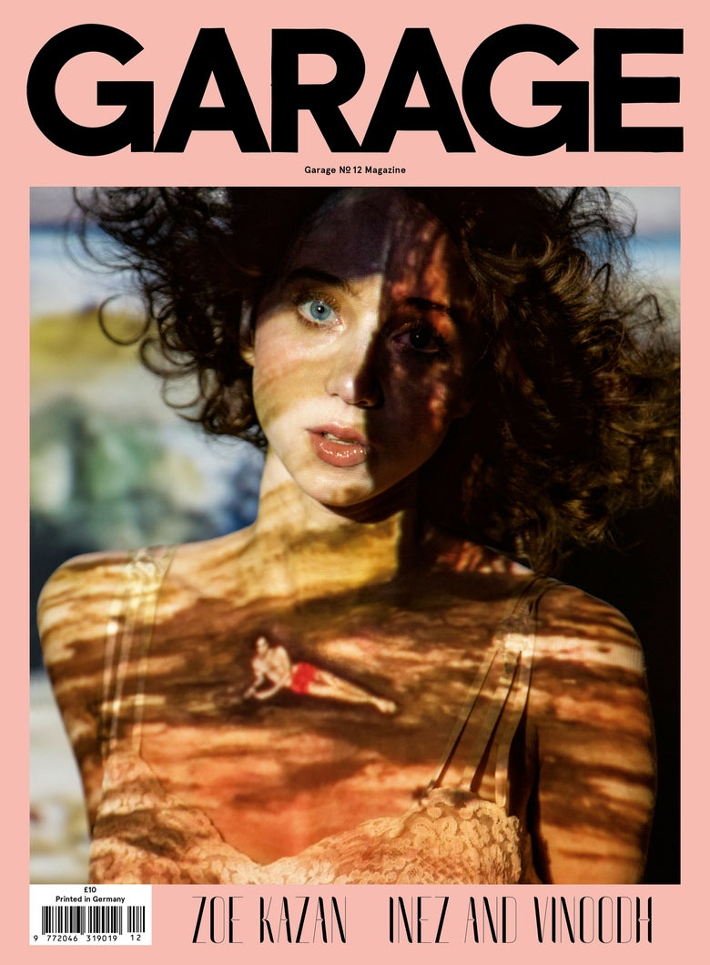 Image of Garage Magazine No. 12 – Zoe Kazan by Inez and Vinoodh