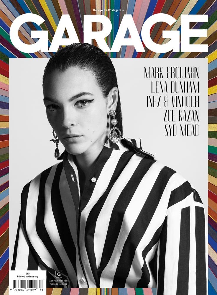 Image of GARAGE Magazine No. 12 - Vittoria Ceretti