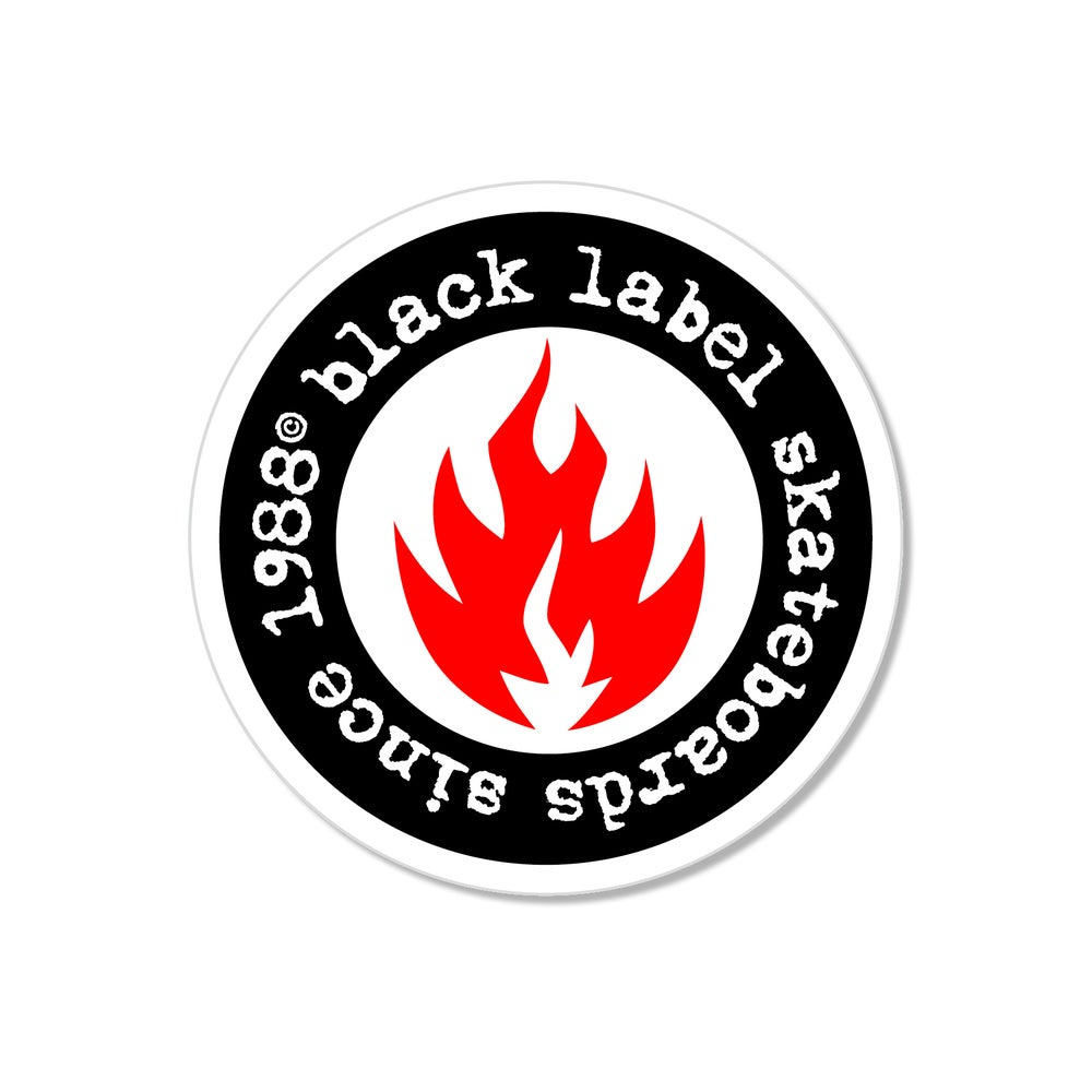 "Image of ""Since 88"" sticker"