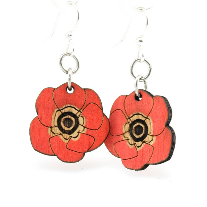 Image of Poppy Earrings