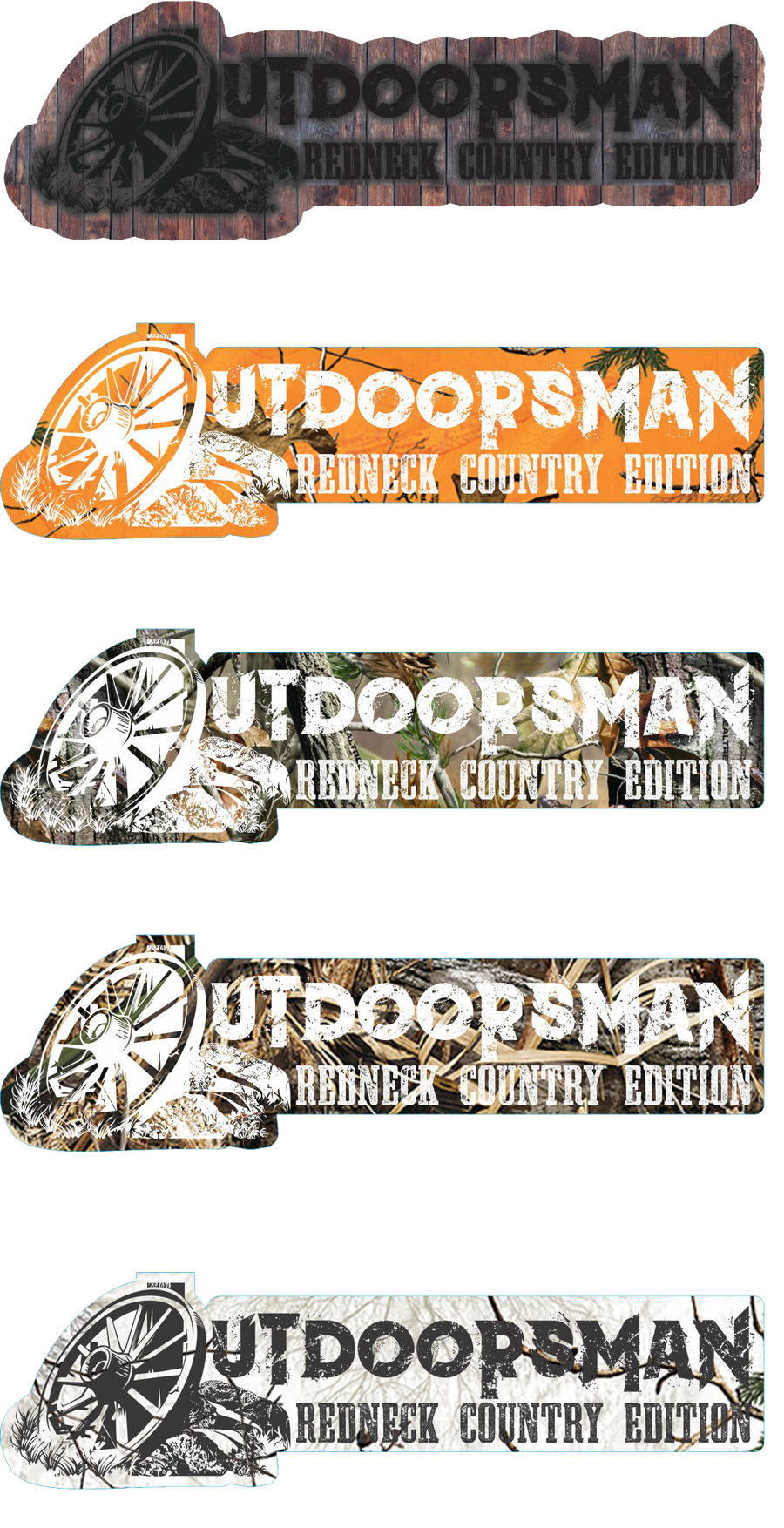Image of Outdoorsman - Redneck Country Edition