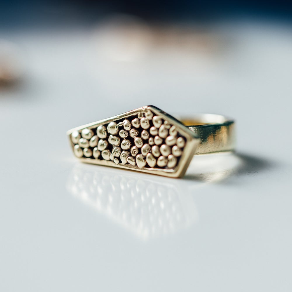 Image of Caviar Ring