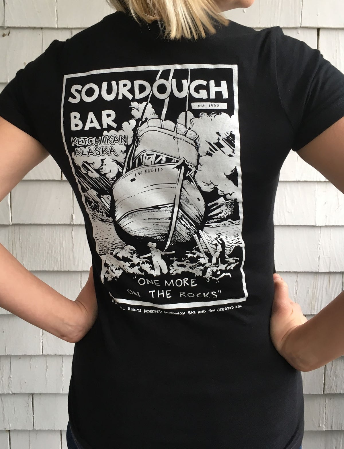 Sourdough tees and hoodies