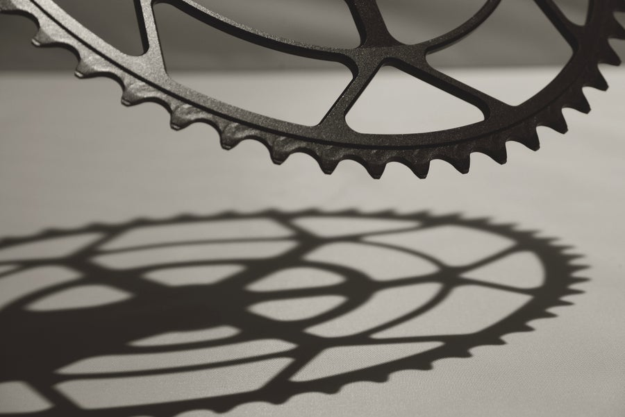 Image of Ti Parts Workshop CNC 7075 Single Speed Crankset