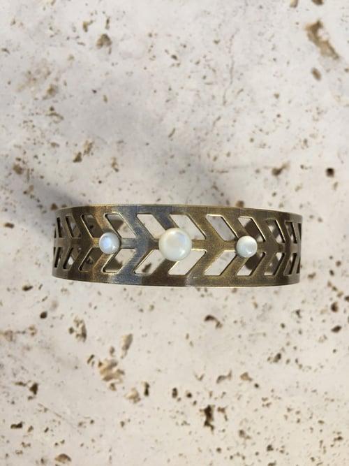 Image of Bracelet manchette médium WILD