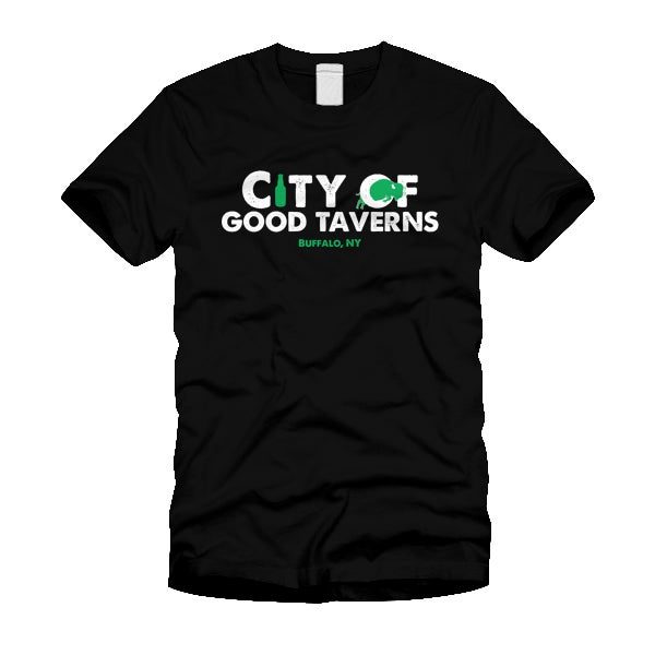 Image of City of Good Taverns