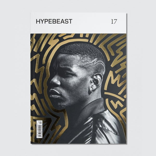 Image of HYPEBEAST #17 - Paul Pogba