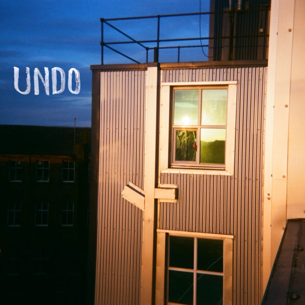 Image of 'Undo' Album CD