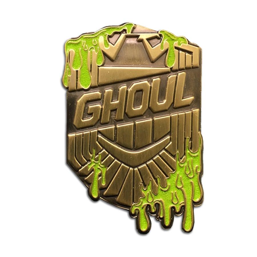 Image of Ghoul Badge - Lapel Pin