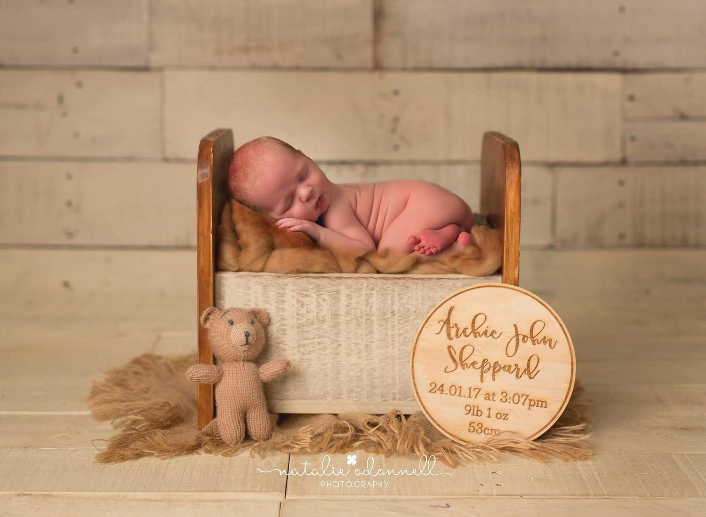Image of Birth Plaque