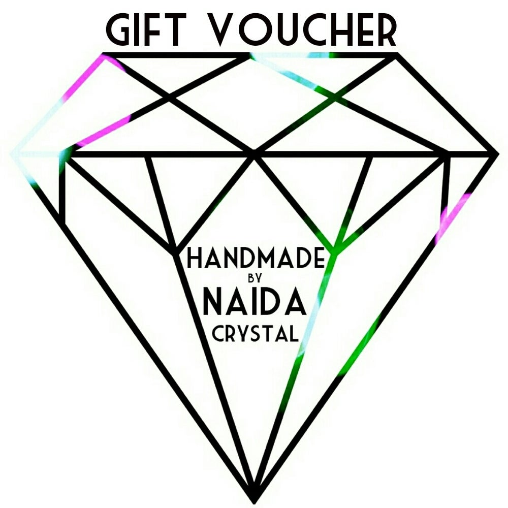 Image of Naida Crystal Gift Voucher...