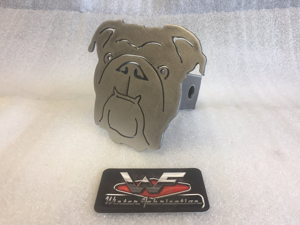 Image of Bulldog Hitch Cover
