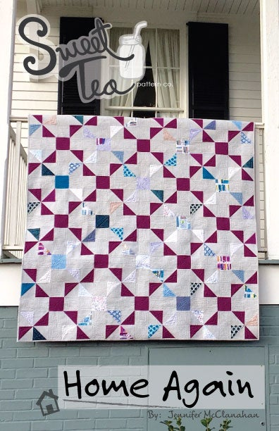 Image of Home Again - Paper Pattern