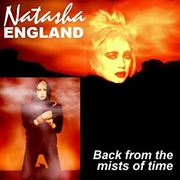Image of Natasha England - 'Back From The Mists Of Time'