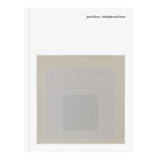 Image Of Josef Albers Midnight And Noon