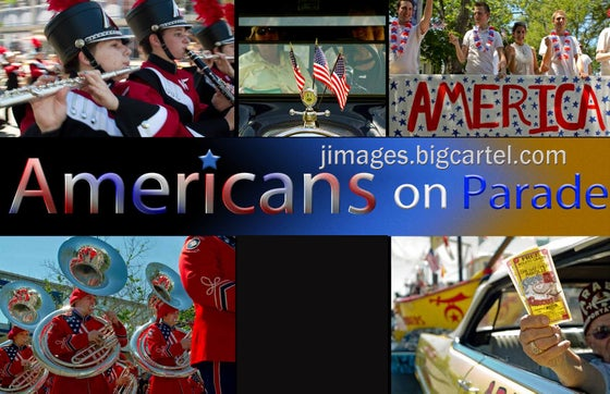 Image of Americans on Parade eBook