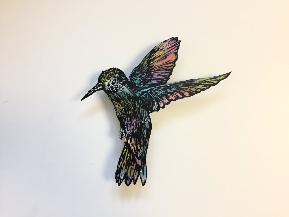 Image of Make Your City Wild Hummingbird #3