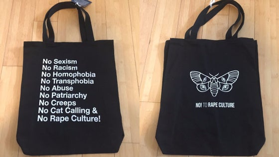 Image of No! Tote Bag
