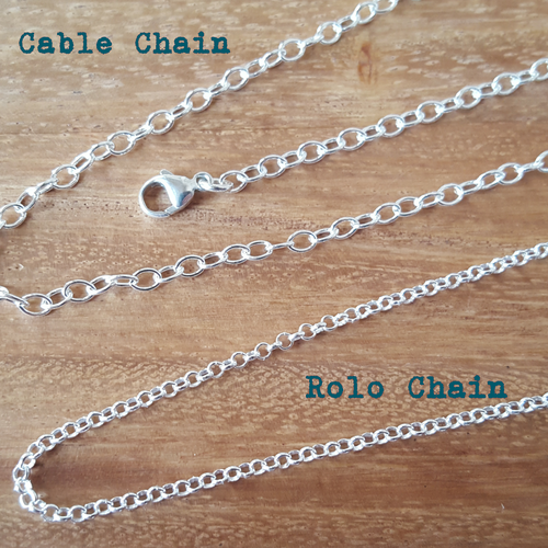 Image of SS Rolo Chain